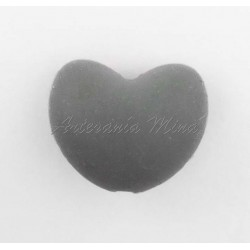 Corazón silicona 20 x 17 mm...