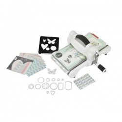 Máquina Sizzix Big Shot kit...