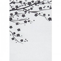 Carpeta embossing Flowering...