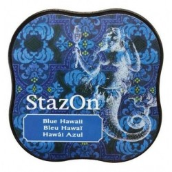 Tinta Stazon MIDI Blue Hawaii