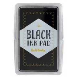 Tinta negra Stamp pad by...