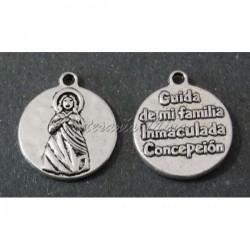 """Colgante medalla """"Cuida de..."""