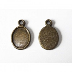 Mini camafeo bronce (15 x...