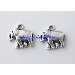 Colgante elefante 18 x 14 mm