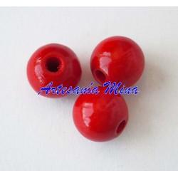 Bolas madera 12 mm antibaba...
