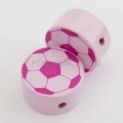 Círculo madera balón de...