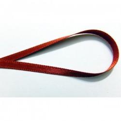 Cinta raso 4 mm. roja (0,50...