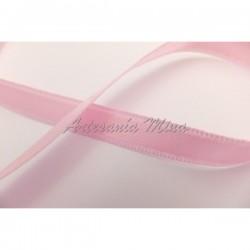 Cinta raso 6,5 mm rosa...