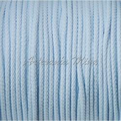 Cordón poliéster 4 mm azul...