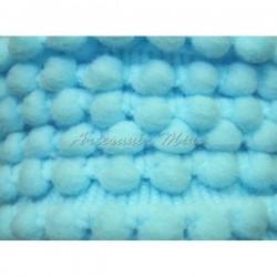 Madroño azul poliéster 5 mm...