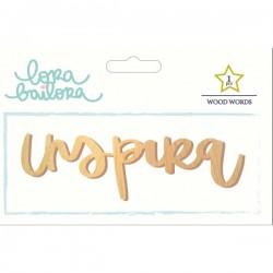 Maderita Inspira de Lora...