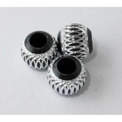 Bola aluminio 10 mm negra