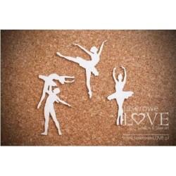 Chipboard Laserowe Love...