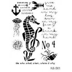 Plantilla stencil Cadence...
