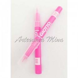 Rotulador textil rosa flúor...