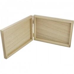 Marco de madera doble 12 x...