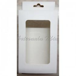 Caja cartón blanca 18 x 13...