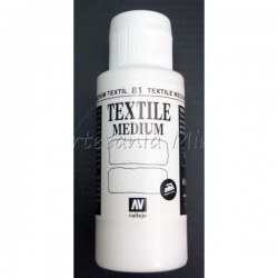 Medium textil Vallejo 60 ml