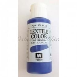 Pintura textil Vallejo...