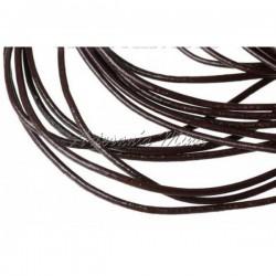Cordón de cuero 1,5 mm....