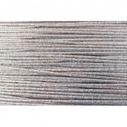 Cordón elástico lurex 2 mm...