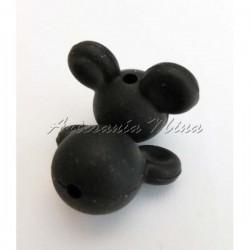 Cabeza ratón 3D Silicona...