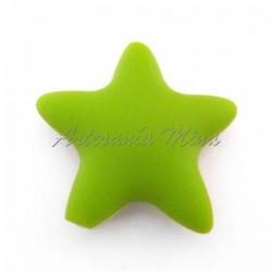Estrella de silicona 45 x...