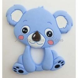 Mordedor Koala de silicona...