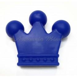 Corona de Silicona azul...