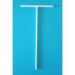 "Separador en ""T""de 4 mm"