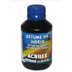 Betún de Judea Acrilex 100 ml.
