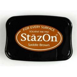 Tinta Stazon Saddle Brown...
