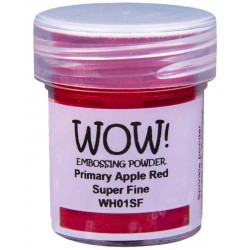 Polvo embossing WOW Primary...