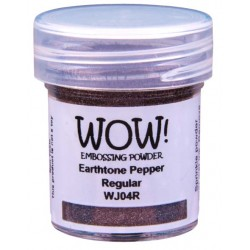 Polvo embossing WOW...