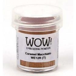 Polvo embossing WOW Caramel...