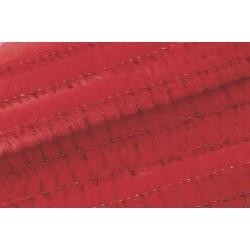 Limpiapipas 50 cm. rojo