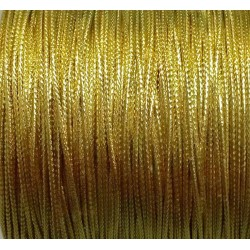 Cordón dorado 1 mm marca...
