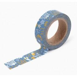 Cinta adhesiva masking tape...