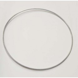 Aro metálico 20 cm diámetro