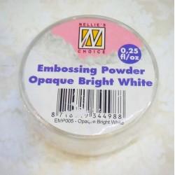 "Polvos de embossing ""Opaque..."