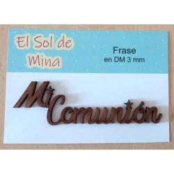 Maderita DM Mi Comunión (El...