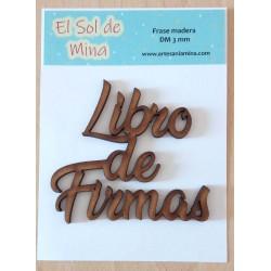 Maderita DM Libro de Firmas...
