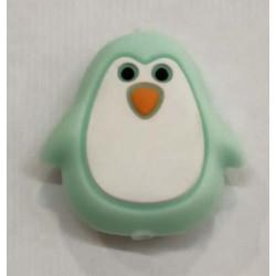Pingüino silicona 26 x 25...