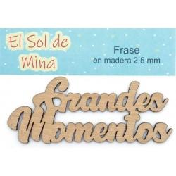 """Maderita """"Grandes Momentos""""..."""