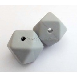 Poliedro de silicona 18 mm...