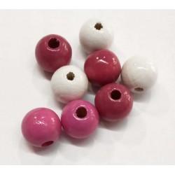 Bolas de madera 10 mm...