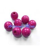 Bolas de madera 8 mm antibaba