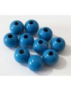 Bolas de madera 10 mm antibaba