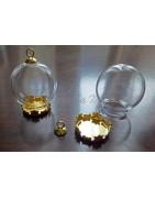 Set cúpulas cristal (minimundos)