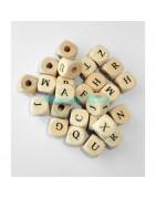 Cubos letras
